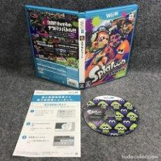 Nintendo Wii U: SPLATOON JAP NINTENDO WII U. Lote 293247768