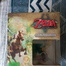 Nintendo Wii U: THE LEGEND OF ZELDA TWILIGHT PRINCESS HD AMIIBO EDICION - NUEVO - ED ESPAÑA. Lote 293840748