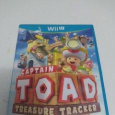 Nintendo Wii U: JUEGO CAPTAIN TOAD TREASURE TRACKER. Lote 294568733