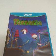 Nintendo Wii U: JUEGO TERRARIA. Lote 294569008