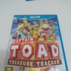 Nintendo Wii U: JUEGO CAPTAIN TOAD TREASURE TRACKER. Lote 294569413