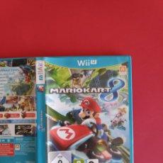 Nintendo Wii U: MARIO KART 8 WIIU EN CASTELLANO. Lote 295814363