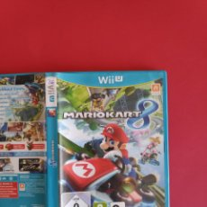 Nintendo Wii U: MARIO KART 8 WIIU EN CASTELLANO. Lote 295814543