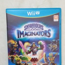 Nintendo Wii U: JUEGO WII U SKYLANDERS IMAGINATORS. Lote 296051553