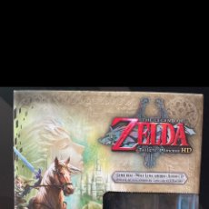 Nintendo Wii U: ZELDA TWILIGHT PRINCESS HD WII U NUEVO. Lote 296796523