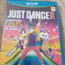Nintendo Wii U: JUST DANCE 2018 WII U. Lote 296957118