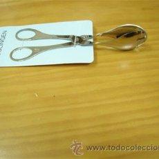Nuevo: PINZAS DE ENSALADA EN ACERO INOX. ARTICULO NUEVO.. Lote 26950144