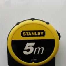 Nuevo: METRO FLEXOMETRO STANLEY - 5 METROS - NUEVO. Lote 44246698