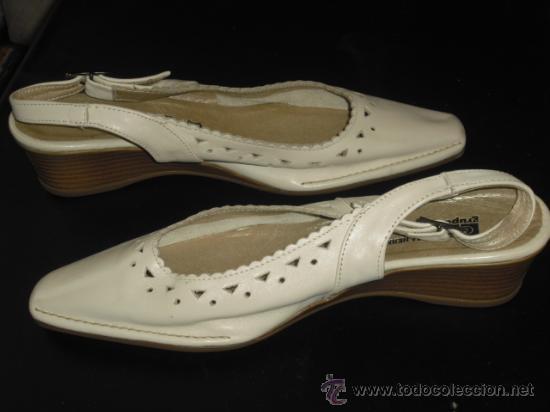 Artículos Par Pielmarca De Un Zapatos Comprar Sandalias thQdsxrC