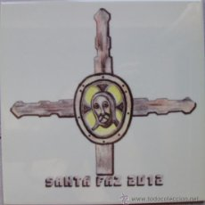 Nuevo: AZULEJO SANTA FAZ ALICANTE 2012. Lote 50870509