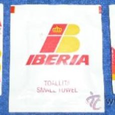 Nuevo: TOALLITAS - IBERIA. Lote 32347083