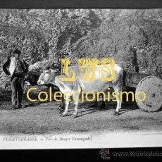Nuevo: FUENTERRABÍA - CARRO DE BUEYES (GUIPÚZCOA) . Lote 35834213