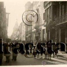 Nuevo: FOTOGRAFI ORIGINAL DE LA CALLE ENMEDIO FRENTE AL CINE ROMEA EN LOS AÑOS 60 CASTELLON. Lote 36006862