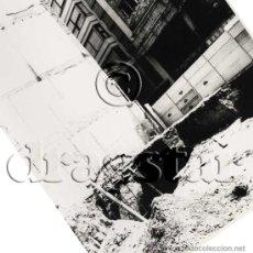 Nuevo: FOTOGRAFIA ORIGINAL DE OBRAS DE CONSTRUCCION EDIFICIO HUCHA CALLE ENMEDIO DE CASTELLON TAMAÑO 13X18. Lote 36770068