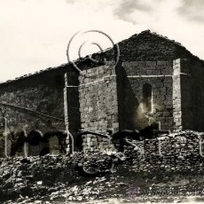 Nuevo: FOTOGRAFIA ORIGINAL DE RUINAS EN PROVINCIA DE CASTELLON TAMAÑO 13X18. Lote 36770163