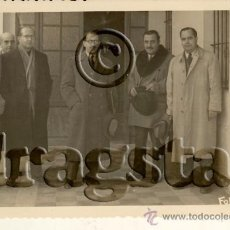 Nuevo: FOTOGRAFIA ORIGINAL CARLOS MURRIA Y AUTORIDADES EN INAUGURACION PUEBLO PROVINCIA DE CASTELLON. Lote 36770645
