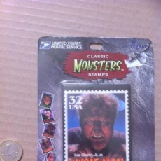 Nuevo: MAGNETICO USA CLASSIC MONSTERS. Lote 37202220