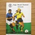 Nuevo: CALENDARIO LIGUERO Caja Rural Central Orihuela Campeonato de Liga Temporada 89/90. Lote 38677785