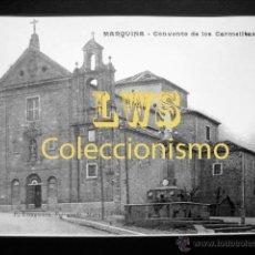 Nuevo: MARQUINA, MARKINA-XEMEIN, CONVENTO DE LAS CARMELITAS, ( VIZCAYA ). Lote 194530096