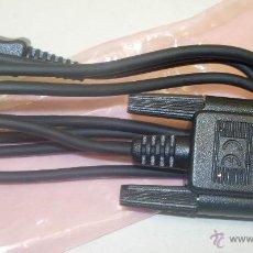 Nuevo: CABLE DATOS SIEMENS RS-232 RS232 NUEVO. Lote 104641838