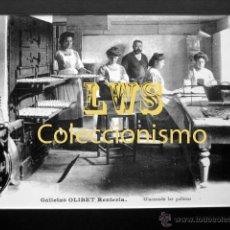 Nuevo: RENTERÍA - ERRENTERIA, GALLETAS OLIBET - GLACEANDO LAS GALLETAS, GUIPÚZCOA. Lote 42141754