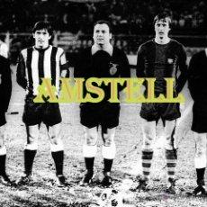 Neuf: FOTO 10X15 FC BARCELONA - DEPORTIVO ALAVES - CRUYFF - IGARTUA - BARÇA - FOTOGRAFIA 575. Lote 46124557
