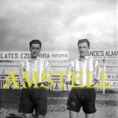 Neuf: FOTOGRAFIA 10X15 DEPORTIVO ALAVES - CIRIACO Y QUINCOCES - 1925 - FOTO 023. Lote 46439132