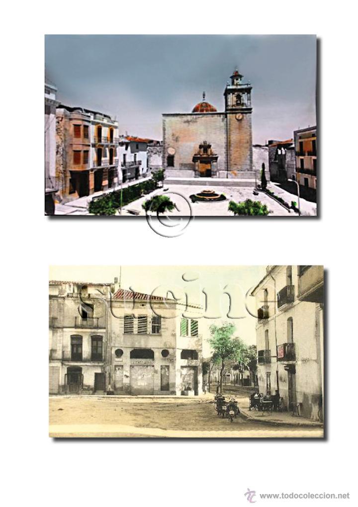 Nuevo: 50 FOTOGRAFIAS ANTIGUAS DE TORREBLANCA CASTELLON - Foto 2 - 46441356