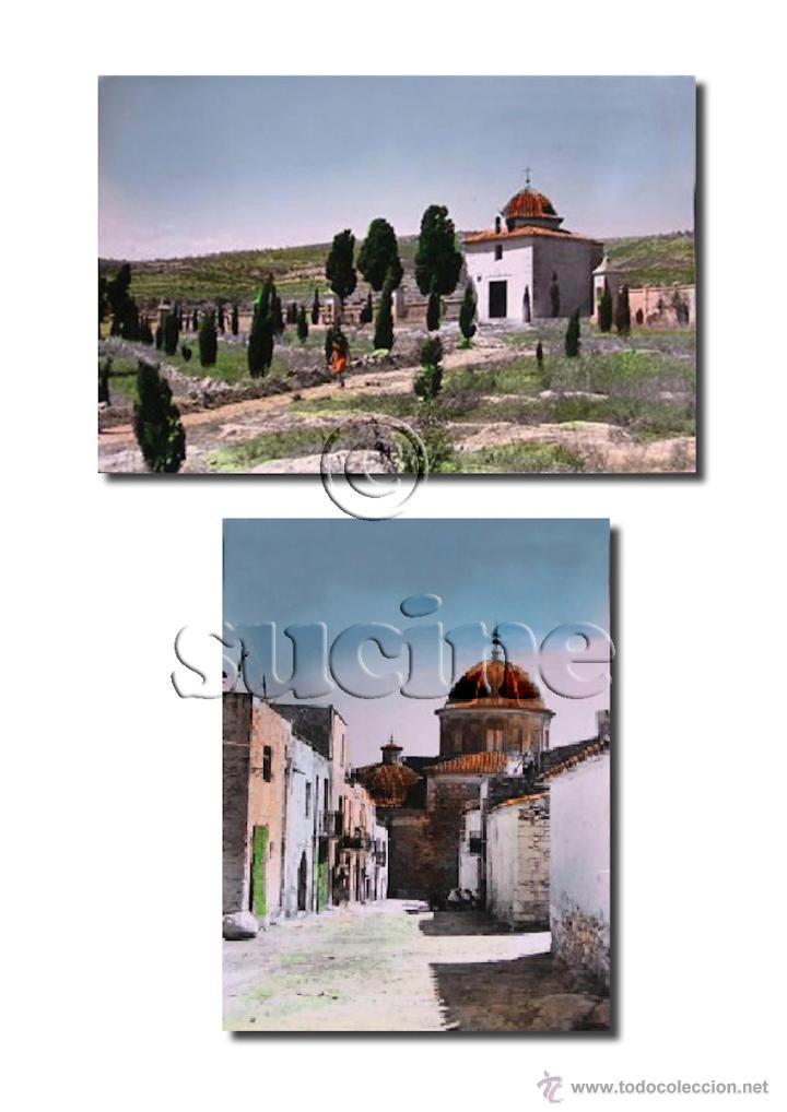 Nuevo: 50 FOTOGRAFIAS ANTIGUAS DE TORREBLANCA CASTELLON - Foto 3 - 46441356