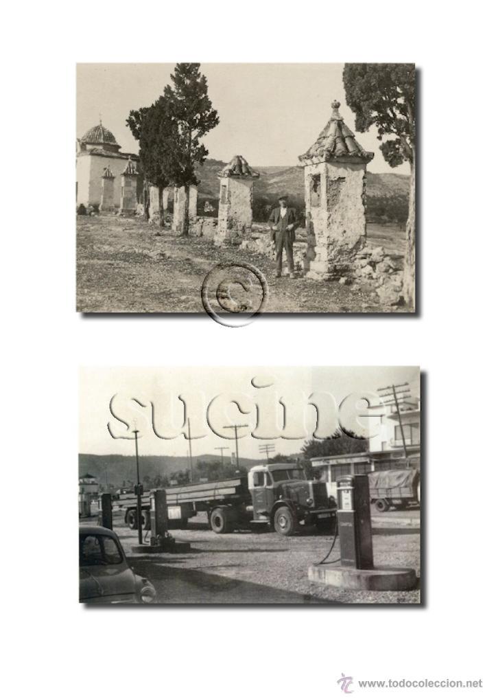 Nuevo: 50 FOTOGRAFIAS ANTIGUAS DE TORREBLANCA CASTELLON - Foto 12 - 46441356