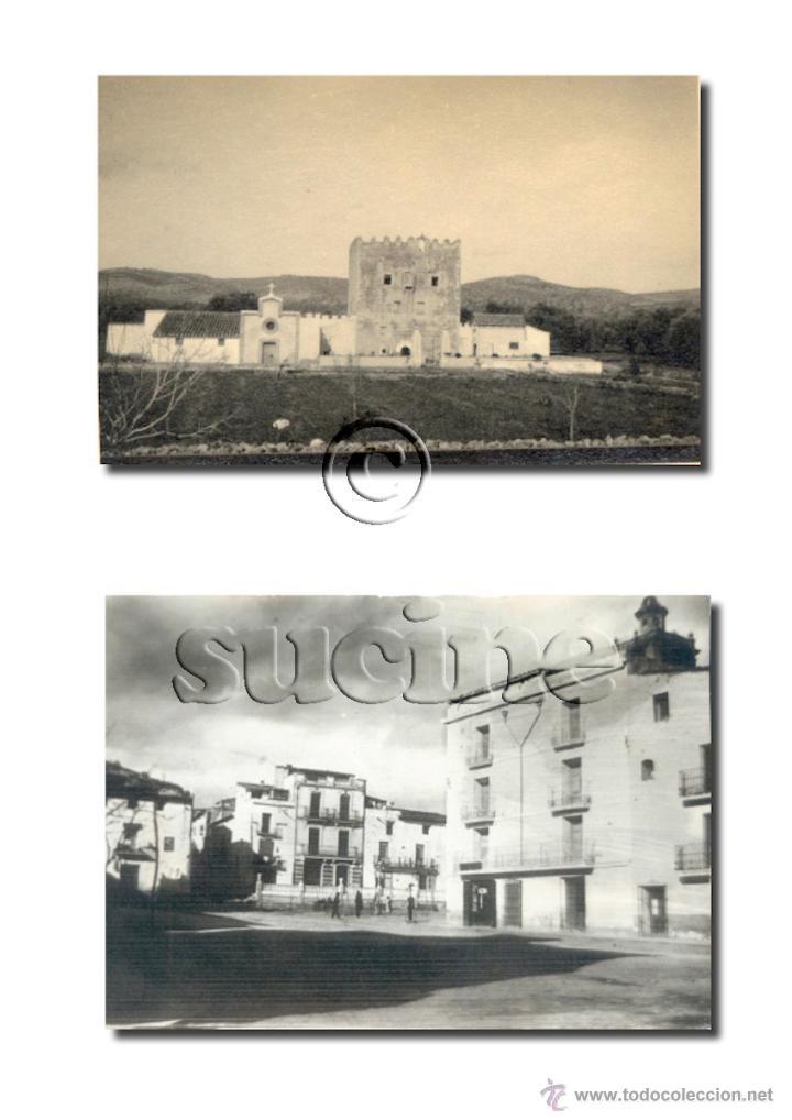 Nuevo: 50 FOTOGRAFIAS ANTIGUAS DE TORREBLANCA CASTELLON - Foto 19 - 46441356
