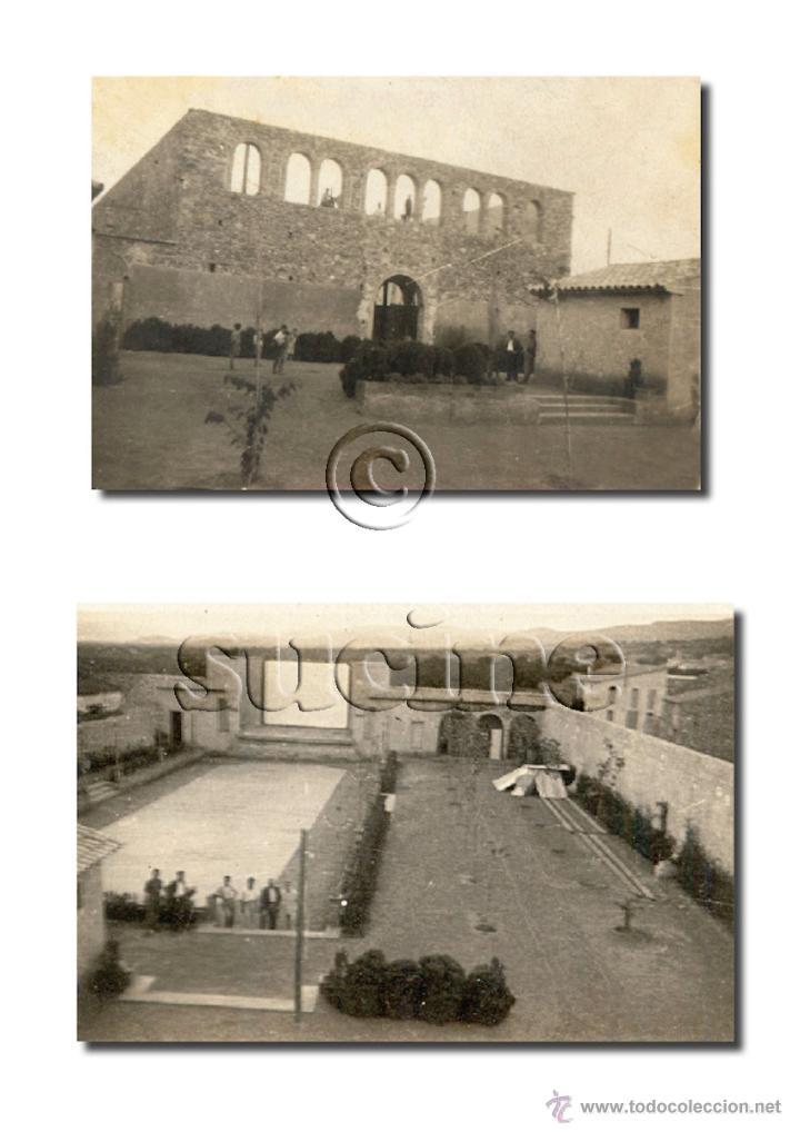 Nuevo: 50 FOTOGRAFIAS ANTIGUAS DE TORREBLANCA CASTELLON - Foto 20 - 46441356