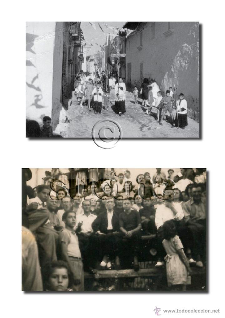 Nuevo: 50 FOTOGRAFIAS ANTIGUAS DE TORREBLANCA CASTELLON - Foto 22 - 46441356