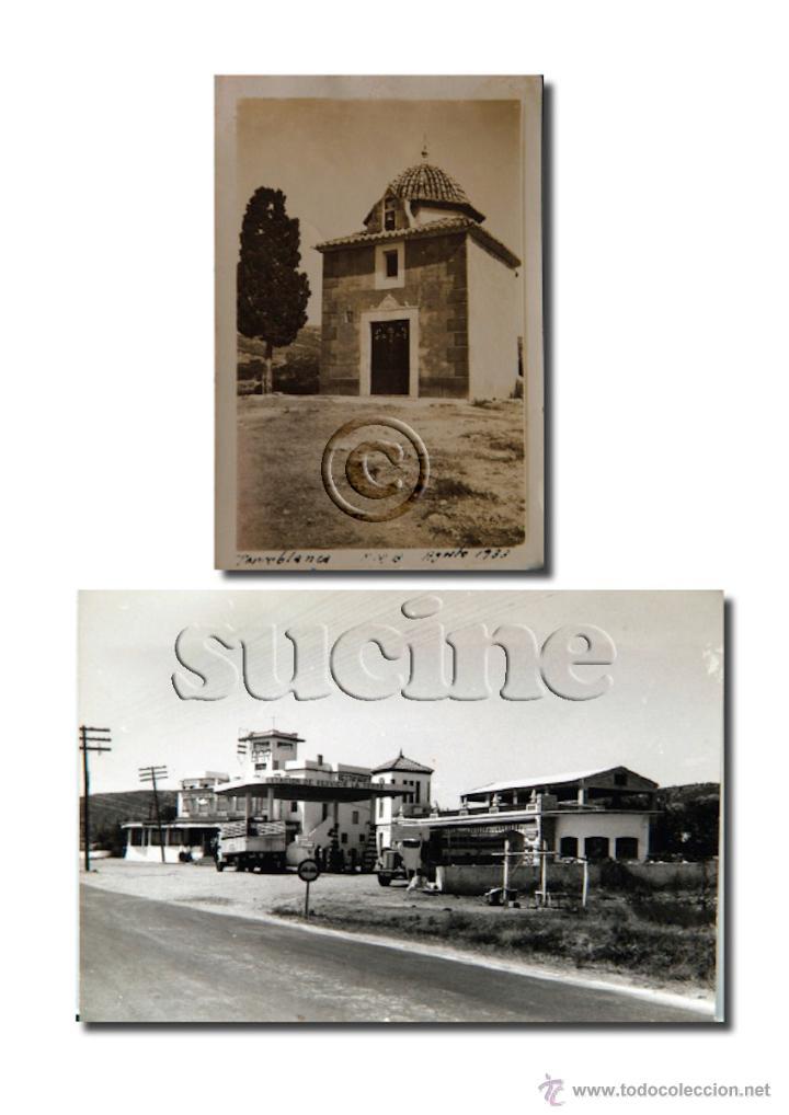 Nuevo: 50 FOTOGRAFIAS ANTIGUAS DE TORREBLANCA CASTELLON - Foto 24 - 46441356