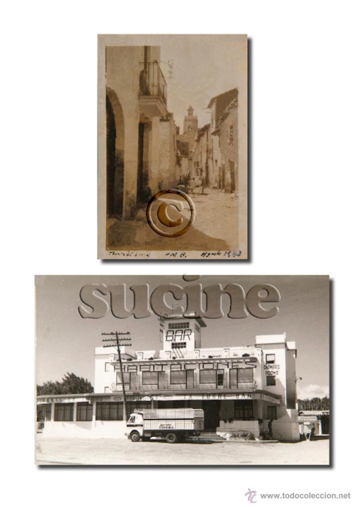 Nuevo: 50 FOTOGRAFIAS ANTIGUAS DE TORREBLANCA CASTELLON - Foto 25 - 46441356