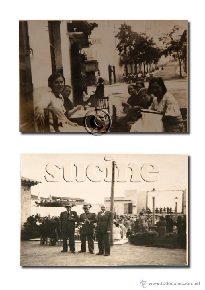 Nuevo: 50 FOTOGRAFIAS ANTIGUAS DE TORREBLANCA CASTELLON - Foto 26 - 46441356