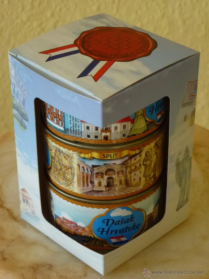 Nuevo: Las tres latas en su caja de presentación. - Foto 2 - 49471773