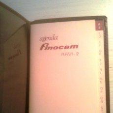 Neuf: AGENDA FINOCAM PLANA 2 - VIGIL FIRAVI 1985. Lote 50628946