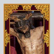 Nuevo: PRECIOSO AZULEJO 40X25 DEL CRISTO DE BURGOS (SEVILLA). Lote 50713842
