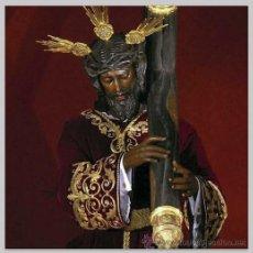Nuevo: AZULEJO 20X20 DE JESÚS DE LA SALUD (CRISTO DE LOS GITANOS SEVILLA). Lote 194904543