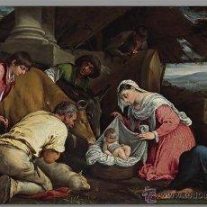 Nuevo: PRECIOSO AZULEJO 40X25 DEL NACIMIENTO DE JESÚS. Lote 183234841