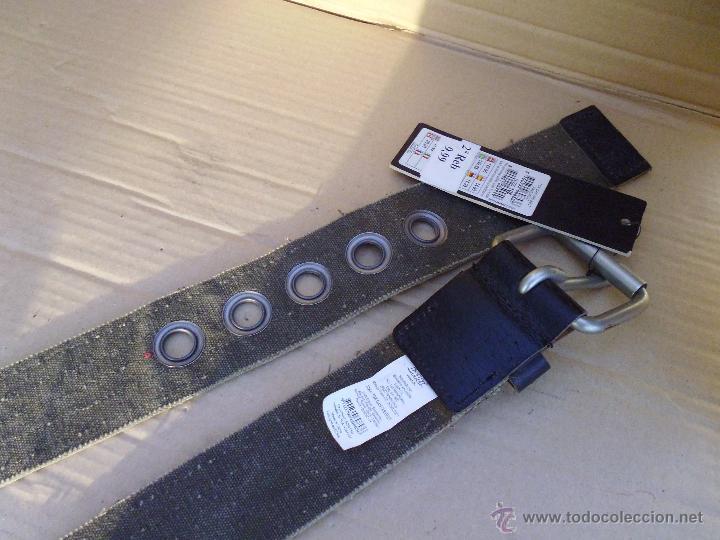 Nuevo: precioso cinturon tdk 100 x 100 algodon mira las fotos lote 1 - Foto 4 - 53049525