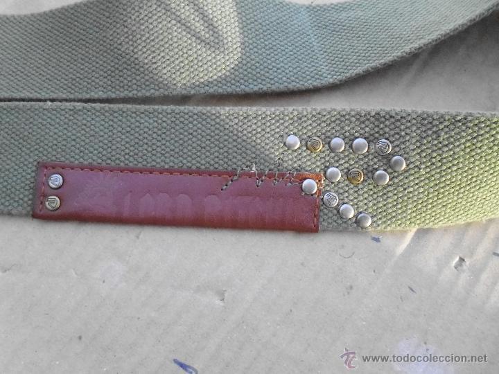 Nuevo: precioso cinturon khaki 100 x 100 algodon mira las fotos lote 2 - Foto 2 - 53049637
