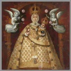 Nuevo: PRECIOSO AZULEJO 20X20 DE LA VIRGEN MARÍA Y EL NIÑO JESÚS.. Lote 61730770