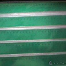 Nuevo: LOTE 5 REGLAS-FABER CASTELL 815-50 CMS-NUEVAS-VER FOTOS.. Lote 53502427