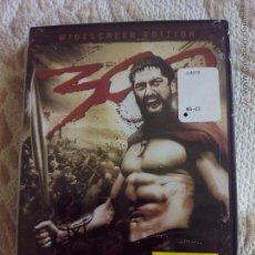Nuevo: DVD PELÍCULA 300 EN VERSIÓN ORIGINAL. Lote 51796673