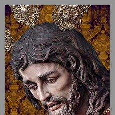 Nuevo: BONITO AZULEJO 40X25 DEL CRISTO DE SAN GONZALO DE SEVILLA. Lote 54654459