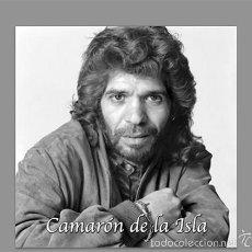Nuevo: REPRODUCIÓN DE FOTOGRAFIA EN AZULEJO 15X15 DE CAMARÓN DE LA ISLA.. Lote 57290056