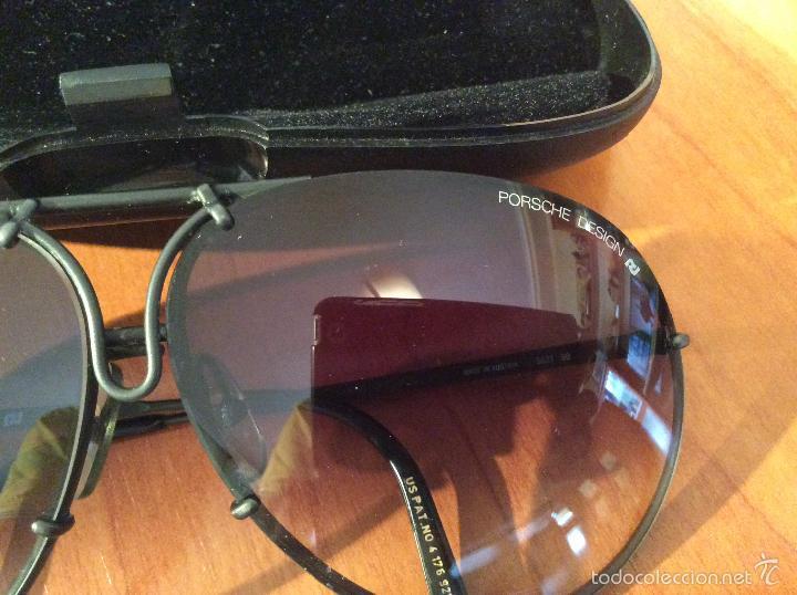 44d4f8b56d New: Gafas CARRERA PORSCHE DESIGN Mod. 5621 Large. Dos juegos de lentes -