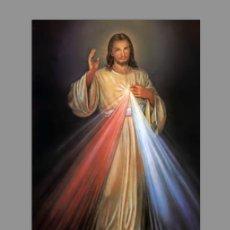 Nuevo: AZULEJO 40X25 DE JESÚS CONFIO EN TI.. Lote 57146399